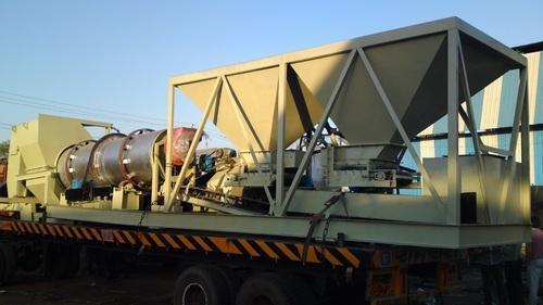 Mobile Drum Mix Plant