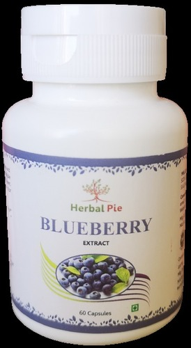 Blue Berry Extract Capsules