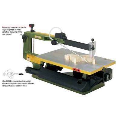 Speed scroll saw DS 460