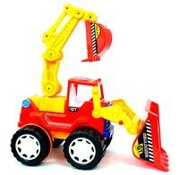 Builder Series Jcb + Bulldozer