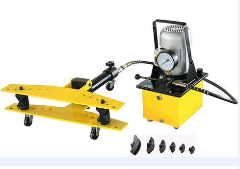 Pipe Bending Machine Electro Hydraulic 4 inch