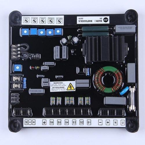 AC AVR M40FA640A Marki Brushless Silent Diesel Generator Automatic Voltage Regulators