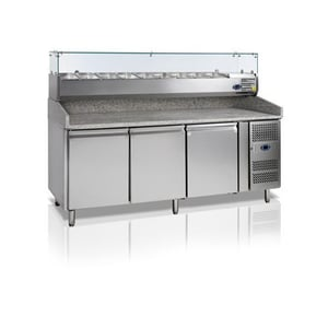 Pizza Assembly Counter