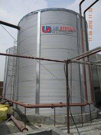 Galvanized Steel Water Storage Tanks