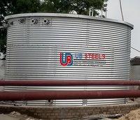 Prefabricated Galvanized Steel Water Tank