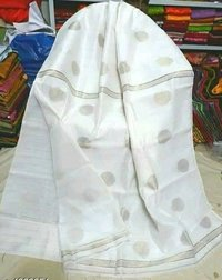Ball Cotton Silk Saree
