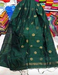 Ball Cotton Silk Saree