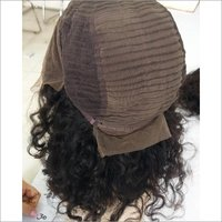 Indian Curly Front lace wig,Easy to maintenance