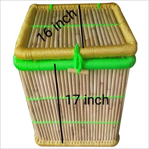 Bamboo Stick Cloth Box