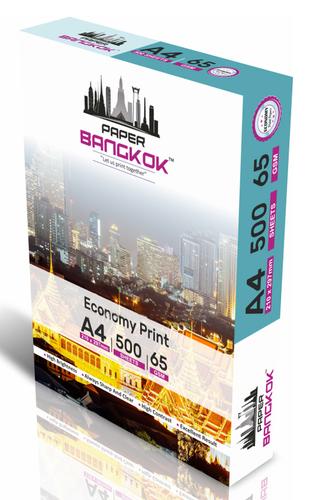Paper Bangkok Economy Print Copier Paper 65gsm
