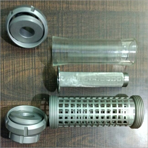 Industrial Gauge Glass Filter Assembly