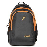 FOARA Campus 21L Black Backpack