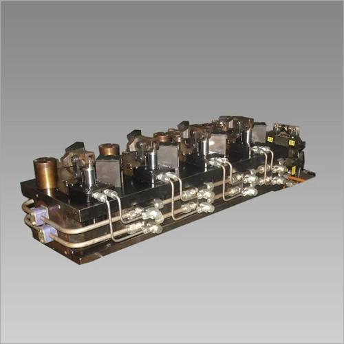 Industrial Hydraulic Fixture