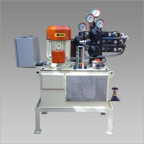 CNC Compressor Power Pack
