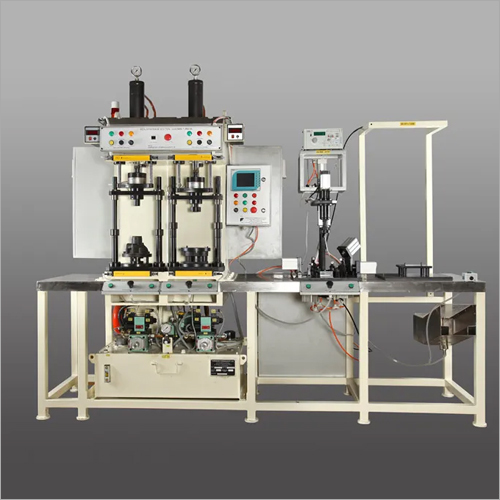 Assembly Gang Hydraulic Press