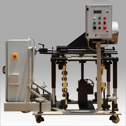 Mobile Gear Ratio Machine