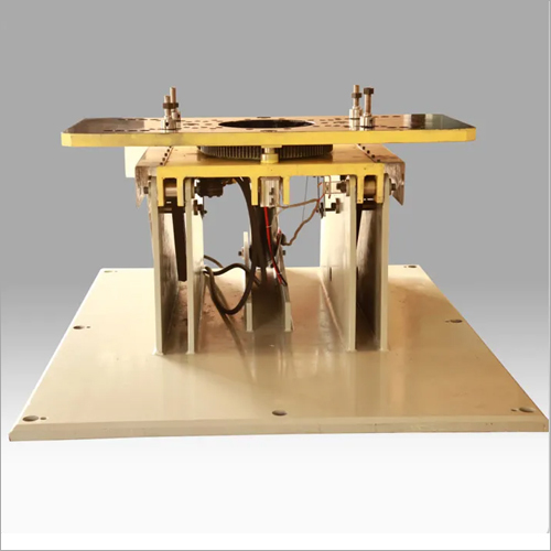 Hydraulic Tilting and Turning Machine