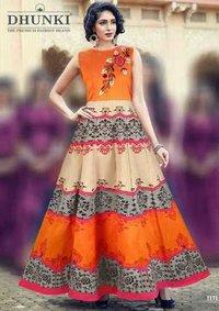 Dhunki Designer Gown