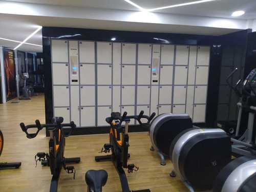 Rfid Fully Automatic Gym Locker