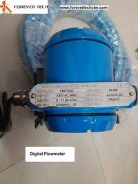 Pulsed DC Magnetic Flow Meter
