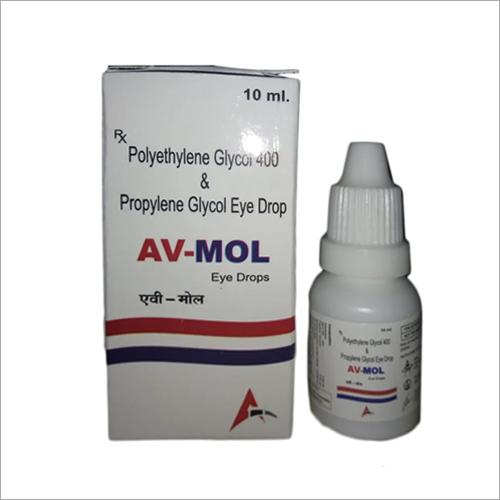 Polythylene Glycol 400 And Propylene Glycol Eye Drops