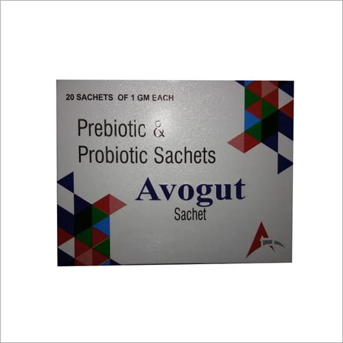Prebiotic And Probiotic Sachets