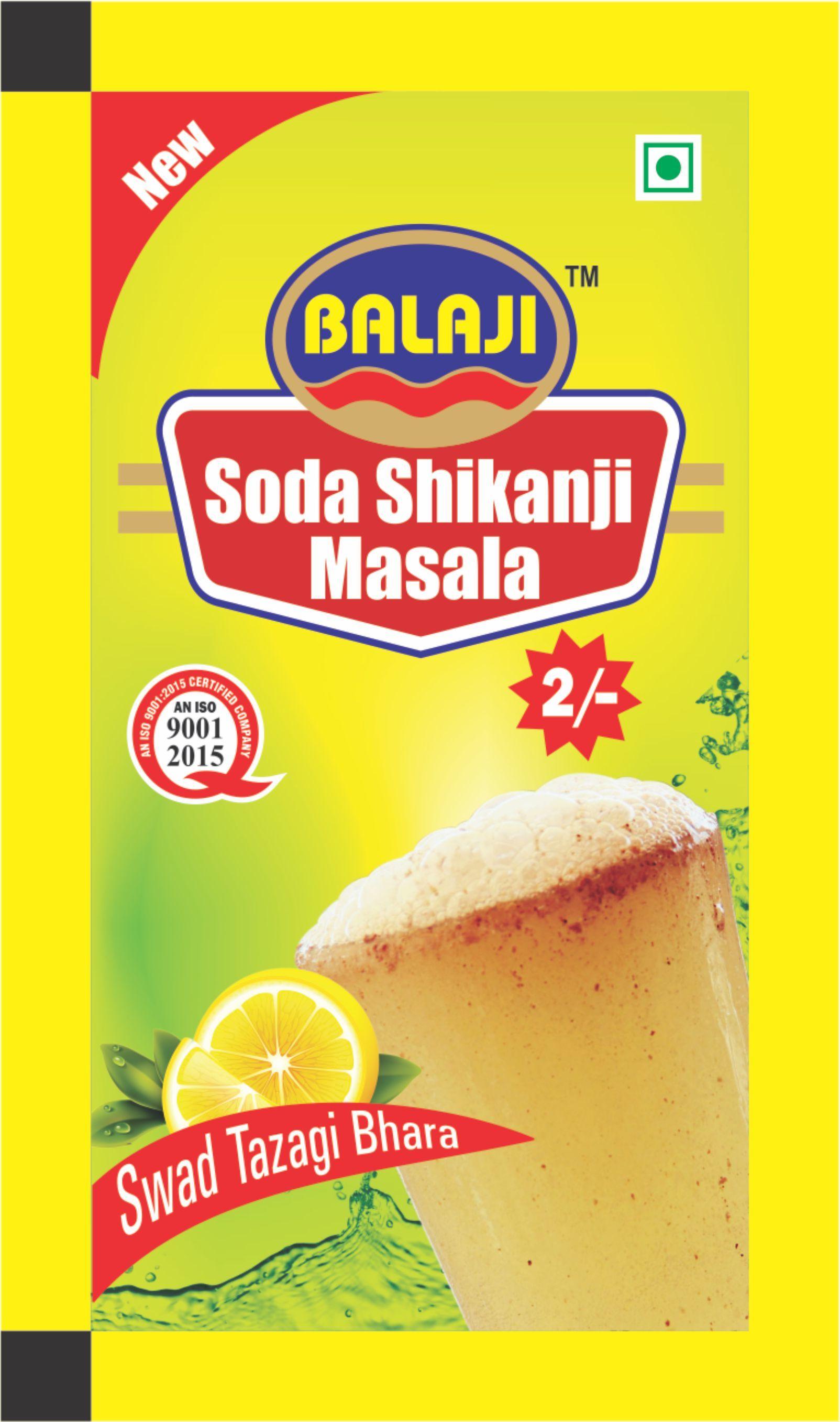 1 Kg Soda Shikanji Masala Powder