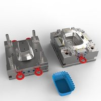 Fruit Basket Mould Injection Plastic Mould