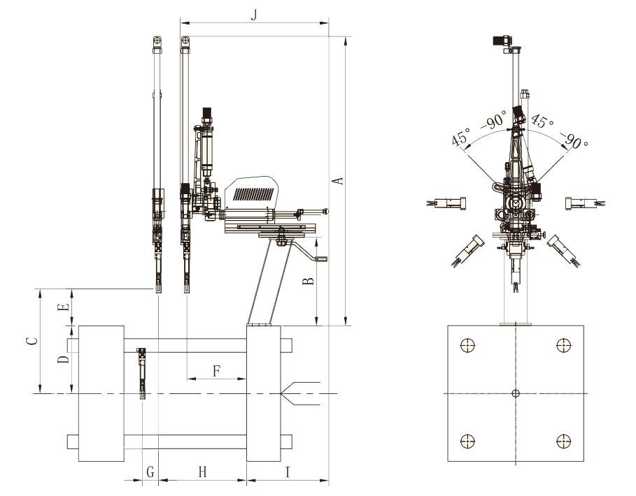 Sprue Picker DH P710