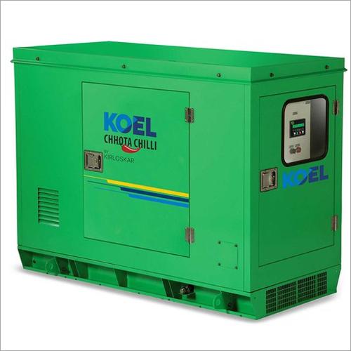 Kirloskar Green Koel Diesel Generator