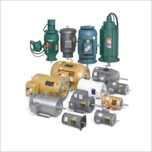 Single Phase Motor And Pump