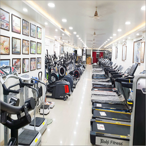 Commercial Gym & Fitness Equipments