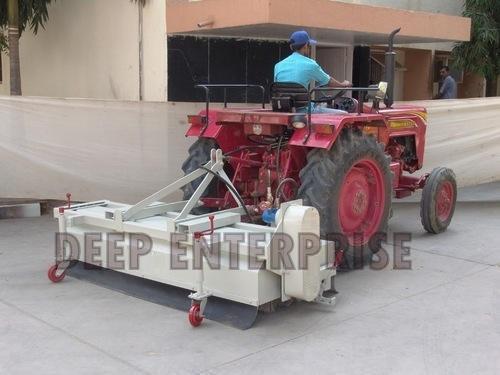 Road Sweeper (Broomer)