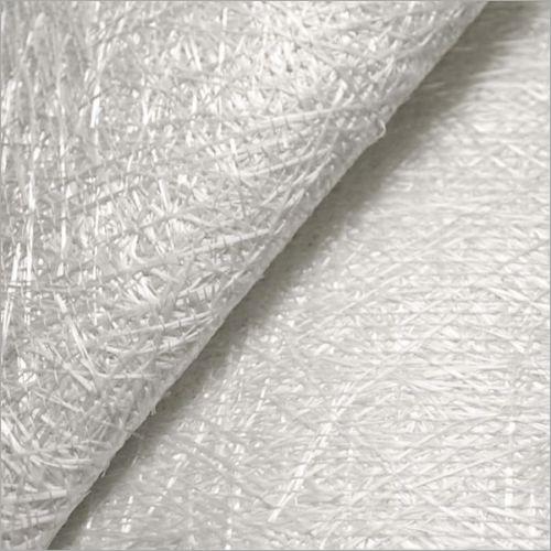 White Fiberglass Mat