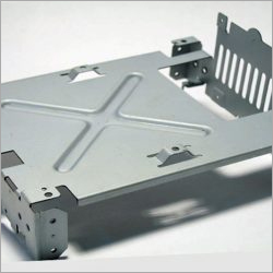 Fabricated Sheet Metal Pressed Parts