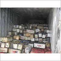 Good Condition Drained Lead Battery Scrap