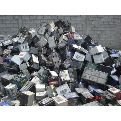 Aluminum Battery Scrap