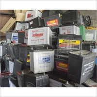 Used Waste Batteries Scrap