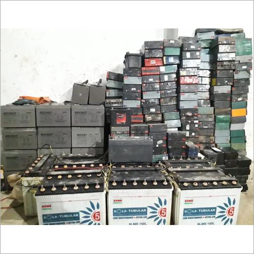 Used Battery Scrap