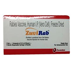 Zuvirab Rabies Vaccine