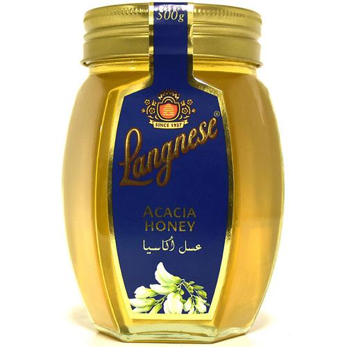 Langnese Acacia Honey 500 Grams
