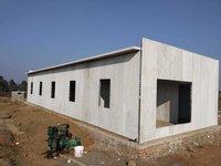 prefabricated labour colony