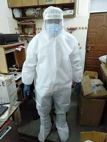 90 Gsm Ppe Kit For Covid Protection(7 Products In The Kit)