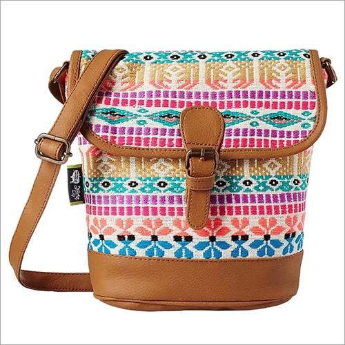 Jacquard Designer Bag
