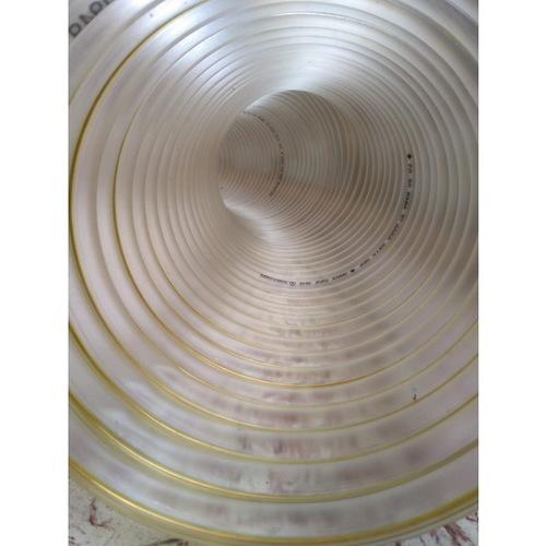 Permanently Antistatic food grade heavy duty polyurethane Duct hose