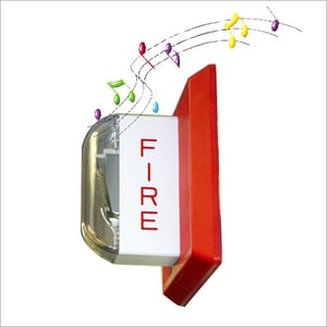COB for Security Alarms Police Siren Ambulance Fire Brigade Sound