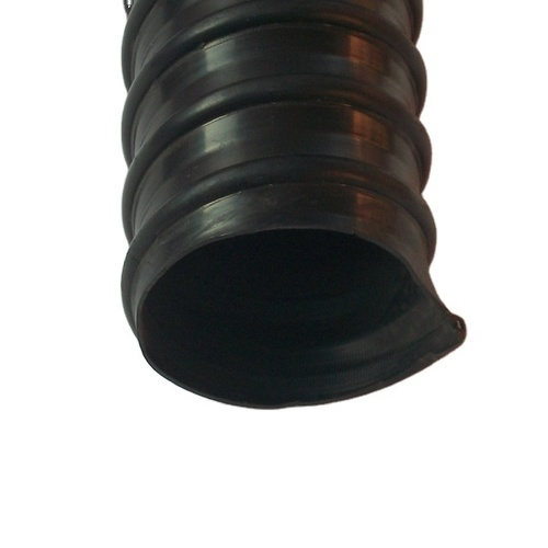 Electrically conductive super heavy duty abrasion resistant Polyurethane duct hose