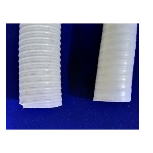 Double walled flexible polyurethane hose for dental and medical Applications