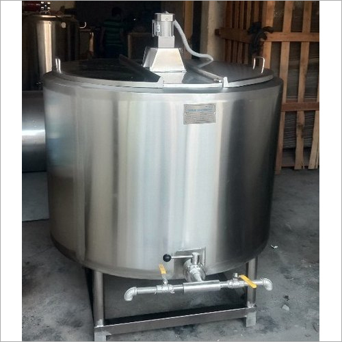 500 Ltr Bulk Milk Cooler