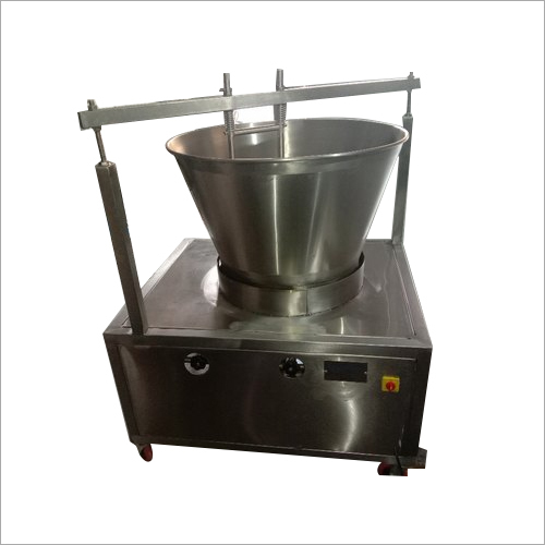 MS And Stainless Steel Khoya Making Machine